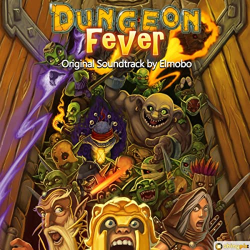Dungeon Fever (Original Game Soundtrack) by Elmobo on Amazon