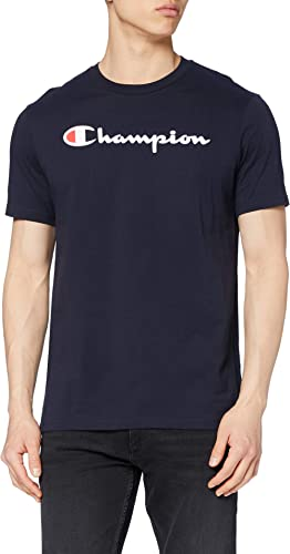 Champion T-shirt Classic Logo, Homme