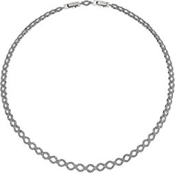 Swarovski - Lace Thin Necklace