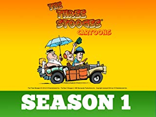The New Three Stooges Cartoons - Season 1