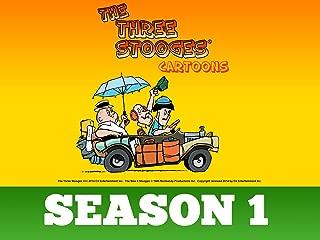 The New Three Stooges Cartoons - Season 1