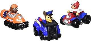 Paw Patrol Racers 3-Pack Vehicle Set, Chase, Zuma and Ryder