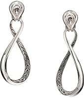 John Hardy - Classic Chain Earrings