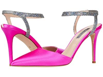 SJP by Sarah Jessica Parker Single (Candy Satin) Women