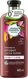 Herbal Essences bio:renew Vitamin E with Cocoa Butter CONDITIONER, 400ml   No Parabens No Colourants