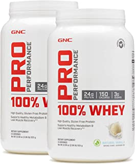 Pp 100% Whey Natural Vanilla