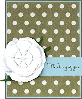 Spellbinders S5-049 Shapeabilities Carnation Creations Etched/Wafer Thin Dies