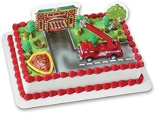 Groovy 10 Best Fireman Birthday Cake Reviewed And Rated In 2020 Funny Birthday Cards Online Elaedamsfinfo