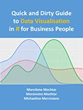Quick and Dirty Guide to Data Visualisation in R: for business people (English Edition)