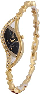 Wrist Watch for Women by Olivera, Gold, OL8011