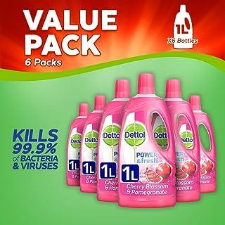 Limpiador líquido multiuso de cerezo y granada (6 unidades