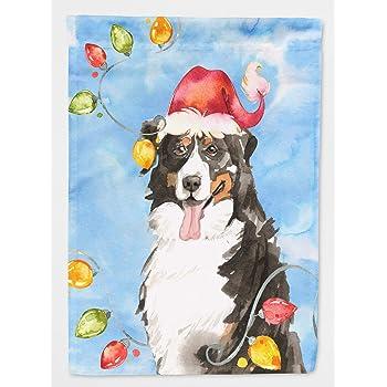 multicolor Carolines Treasures BB3319BIB USA Patriotic Bernese Mountain Dog Baby Bib 10 x 13
