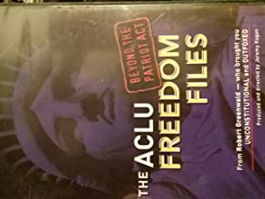 THE ACLU FREEDOM FILES; Beyond the Patriot Act