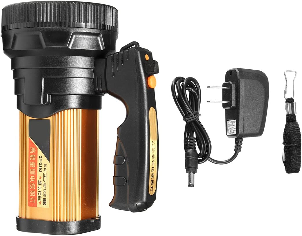 LED Ranking TOP7 Other Some reservation Battery Flashlights - Por Super Bright Handheld Design