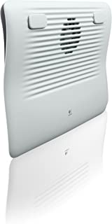 Logitech Cooling Pad N120, USB-Powered, Silent-Airflow Fan with Low Power Consumption