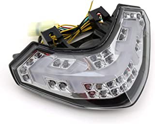 Mad Hornets LED Integrated Blinker Taillight for Ducati Multistrada 1200 (2010-2014) Clear