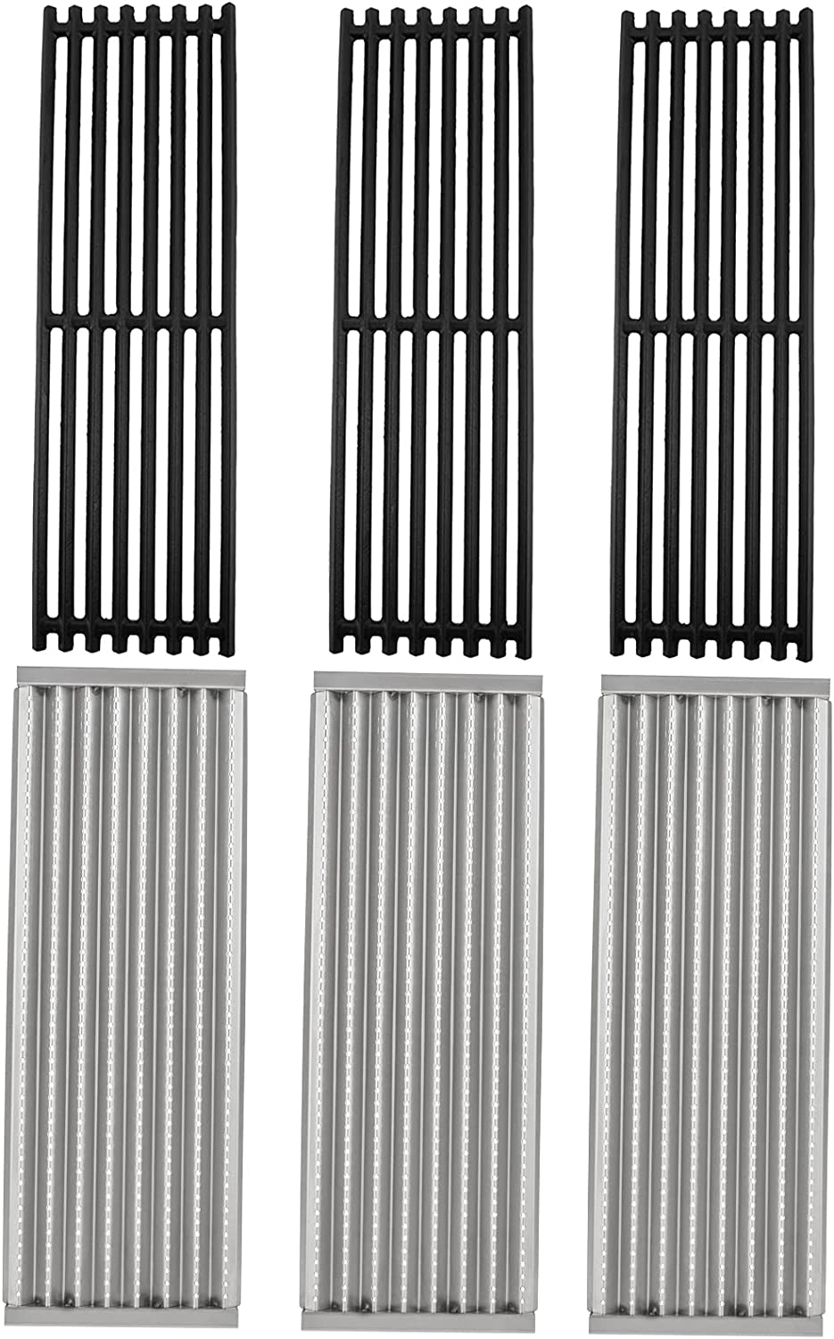 BBQ Topics on TV Future 3 Pack Grill Grate and Parts for Long Beach Mall Replacement Emitter