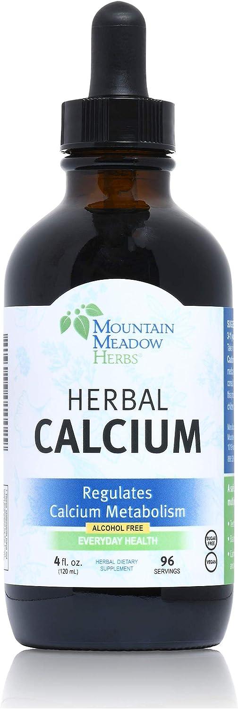 Financial sales sale Mountain Meadow Herbal Calcium Organic Pure Sup - Rare