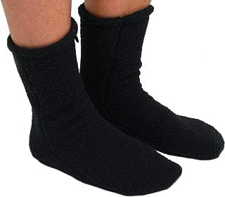 POLAR FEET Supersoft Extra-Warm Nonslip Fleece Socks for Men and Women