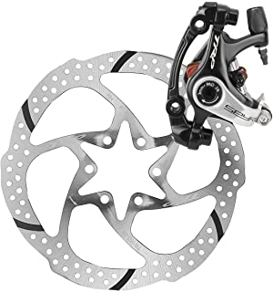 TRP SPYRE Alloy Mechancial Disc Brake Set Road Cycling Rotor 160mm 140mm