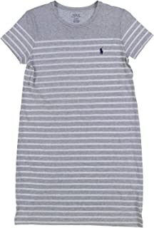 Polo Ralph Lauren Womens Crew Neck Jersey Dress