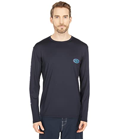 Quiksilver Mystic Session Long Sleeve Surf Tee Men