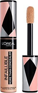 L'Oreal Paris Infallible Full Coverage Concealer, 327 Cashmere