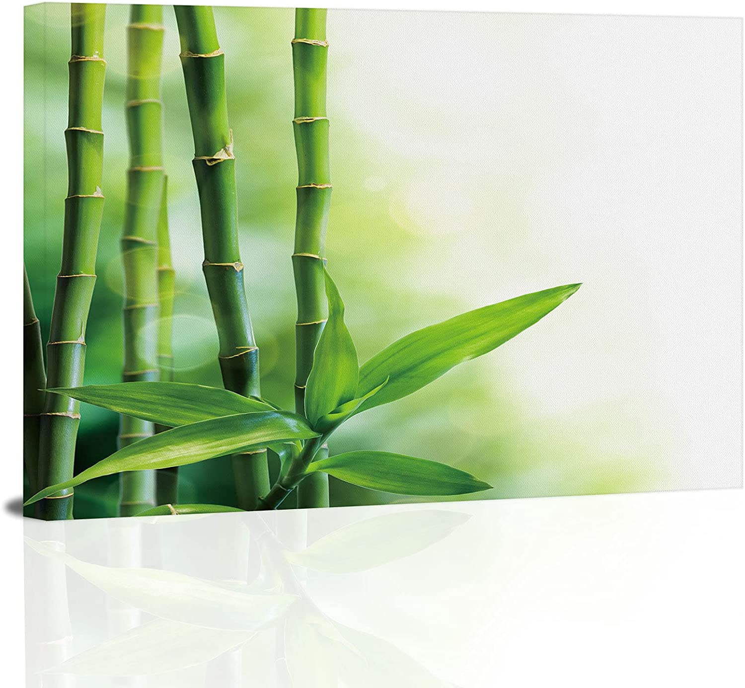 many bamboo stalks and beam Prints Decorations on Canvas Direct store Liv Sale Special Price for