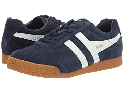 Gola Harrier (Navy/White) Women