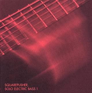 Solo Electric Bass 1 (WARPCD174)