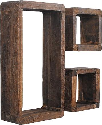 Cubi Arredamento Legno.Amazon It Cubi Legno Arredamento Includi Non Disponibili