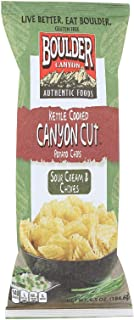 Boulder Canyon Chip Cut, Sour Cream/Chive, 6.5 oz