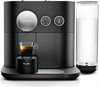 Breville-Nespresso USA BEC720BLK Nespresso Expert by Breville, Black Espresso & Coffee Maker, Bundle