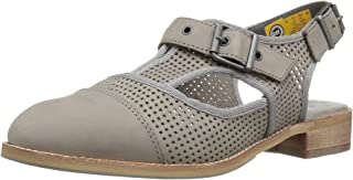 Women's Martine Sling Back Perforated Shoe Flat Sandal