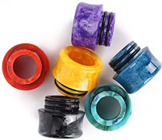 GFV Replacement Resin 810 Drip Tip for Mod Machine(Delivery Color)-2Pcs