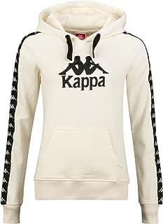 Kappa Sweat Pianella WO Sweat Shirt à Capuche pour Femme