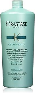 Kerastase Resistance Bain Force Architecte Shampoo, 34 Fluid Ounce
