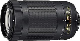 JAA829DA AF-P DX 70-300 mm f/4.5-6.3G ED VR Lente – Negro – ángulo de visión es 22°50'-5°20'