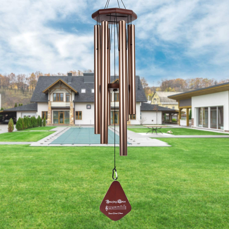 Financial sales sale Noble House Big Wind Chimes for Large Deep Mem latest 42