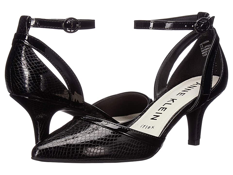 Anne Klein Freda (Black Snake) Women