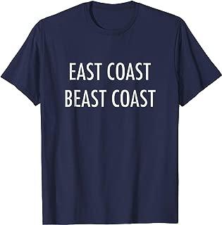 East Coast Beast Coast Pride T-Shirt