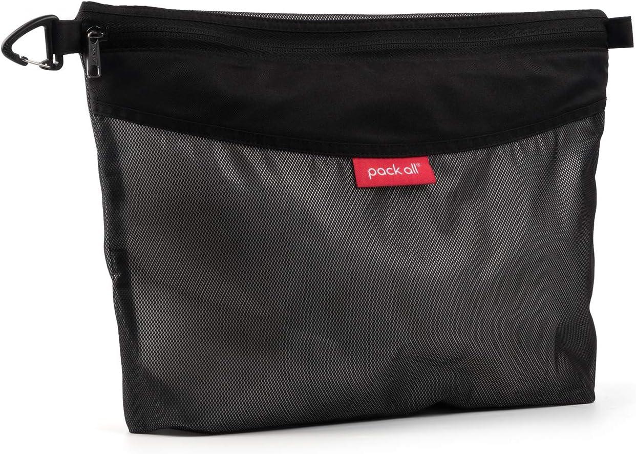 No-face Waterproof zipper pouch