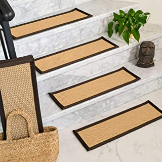 Best natural area rugs stair treads Reviews