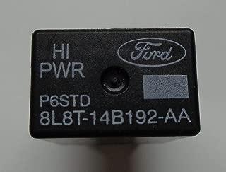 8L8T-14B192-AA P6STD HI PWR RELAY (1 Relay)