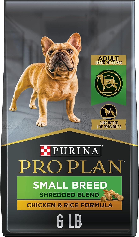 Purina Pro Plan Small Breed Chicken & Rice Formula