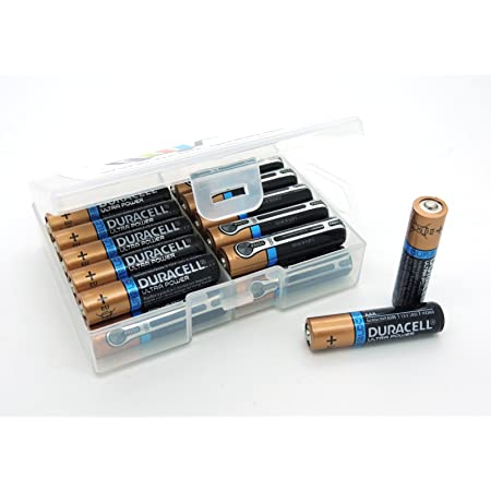 Flachbox Mit 24 X Duracell Ultra Mignon Aa Batterie Elektronik