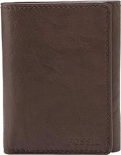 Fossil Men's Ingram Leather Trifold Wallet
