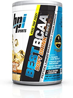 BPI Sports Best BCAA bebida suave Series, naranja (Orange Soda), 1, 1