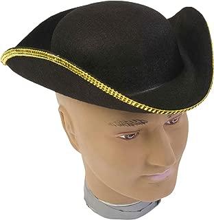 Kids Deluxe Tricorn Hat - Child Std.