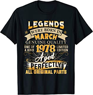 Best march 1978 shirt Reviews
